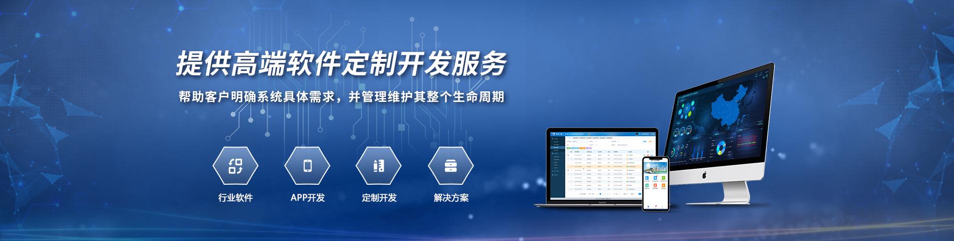 上海做软件定制开发比较出名的公司有哪些?
